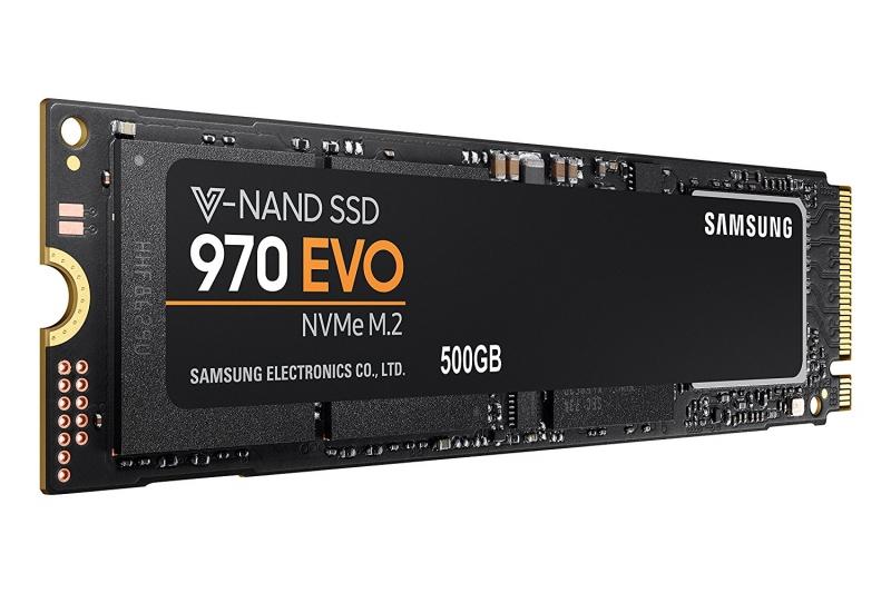 SSD Samsung M.2 500GB 970 EVO MZ-V7E500BW