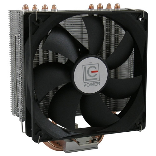 Cooler 1150/1151/2011/FM1/AM3 LC Power LC-CC120