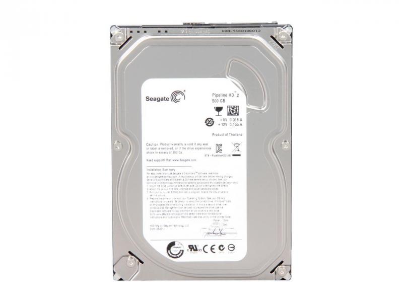 HDD Seagate 500GB SATA II 8MB ST3500312CS Rep.