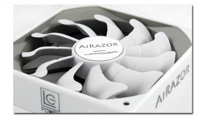 Cooler PSU LC Power LC-CF-120-PRO-WHITE AiRazor